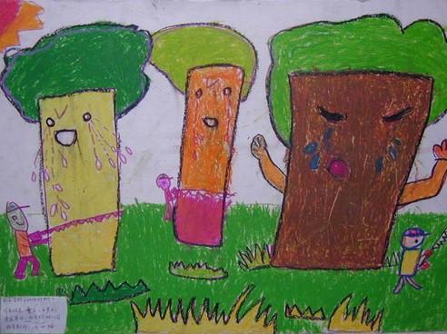 小朋友的画——幼儿教师网_师乐汇图片