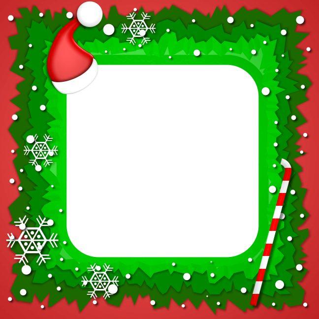 圣诞节边框10