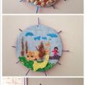 幼儿园走廊墙面设计