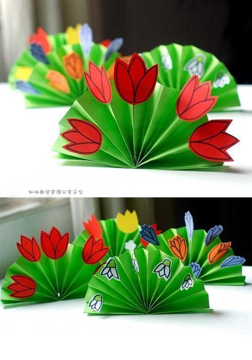 简单又美丽的花丛