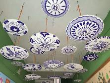 中国风幼儿园走廊装饰
