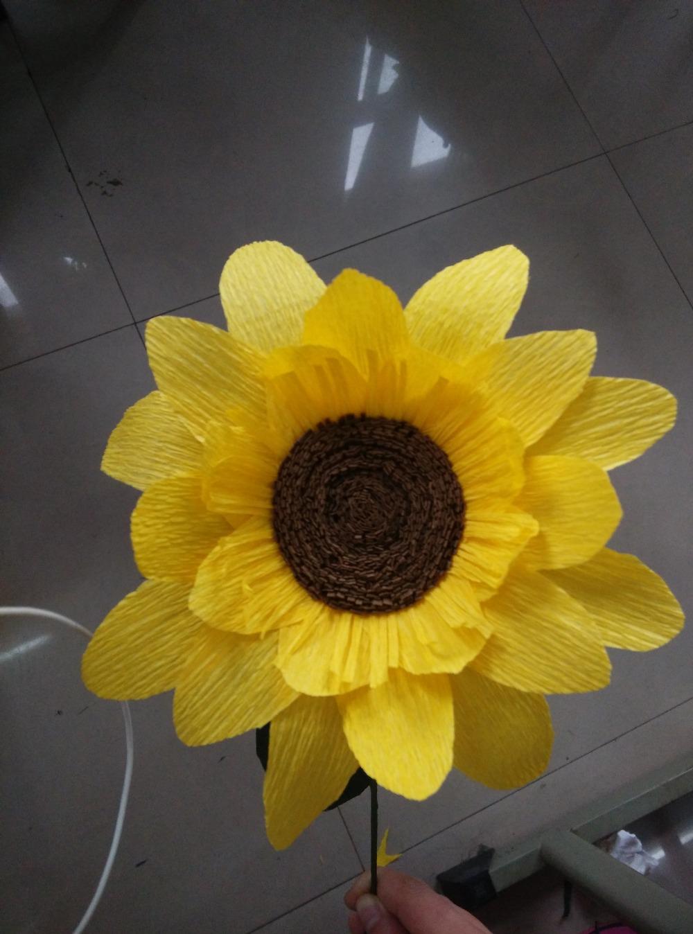 手工向日葵