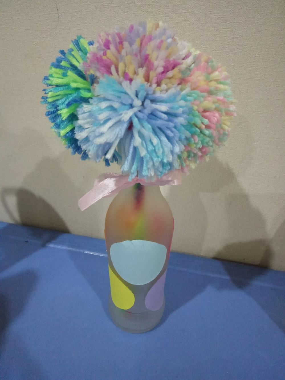 毛线球花瓶年龄段[4~5]