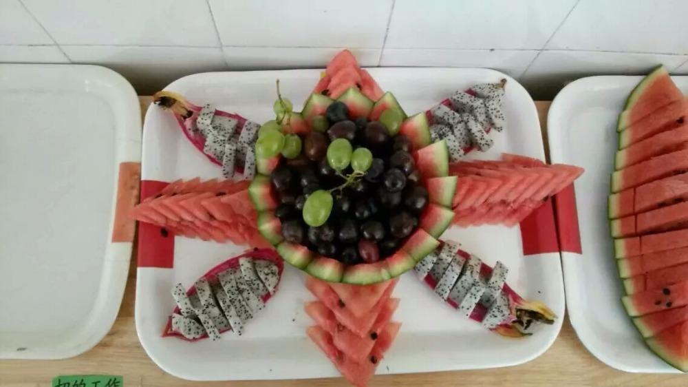 水果分享拼盤