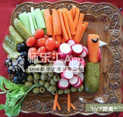 感恩节主题食材DIY