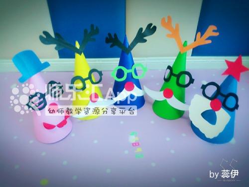 圣诞节——圣诞帽