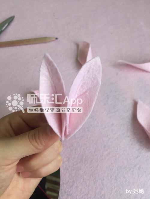 步织布花朵 有步骤图