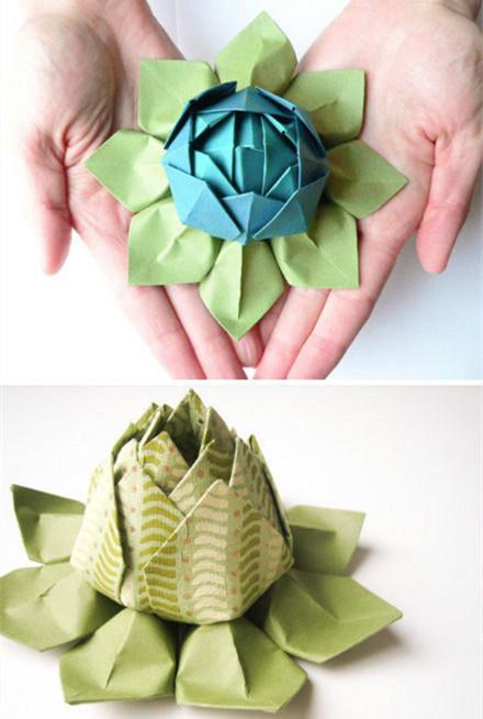 折纸的艺术