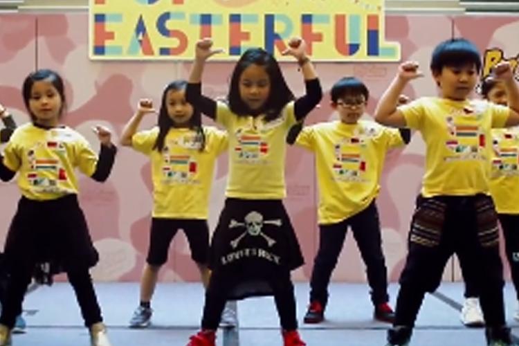 幼兒園專業現代舞蹈
