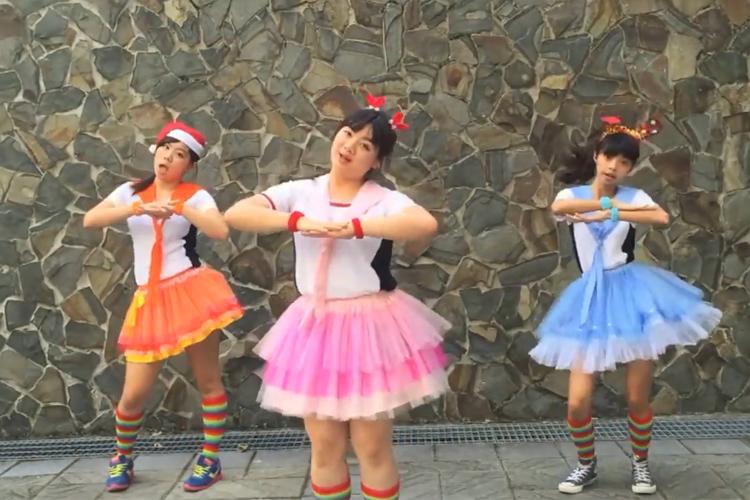 儿童舞蹈视频:圣诞小麋鹿