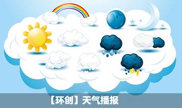 【环创】天气播报