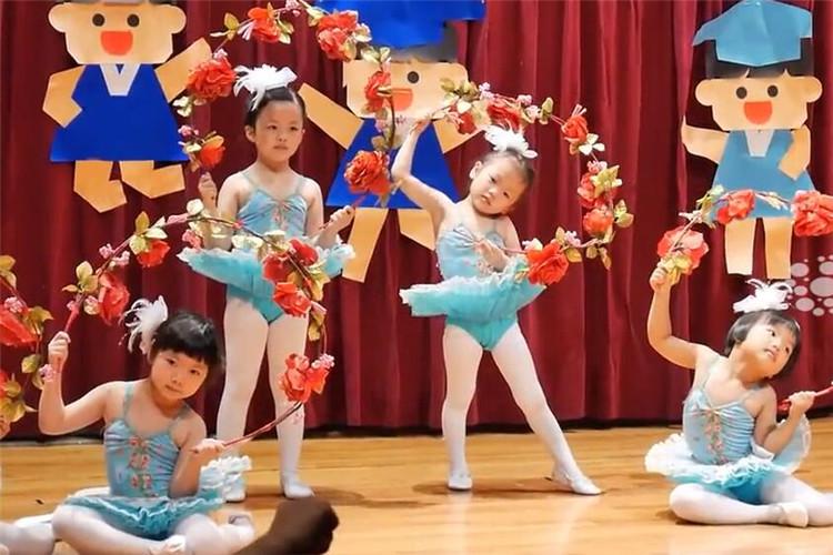 幼兒園舞蹈表演視頻:Proud Of You