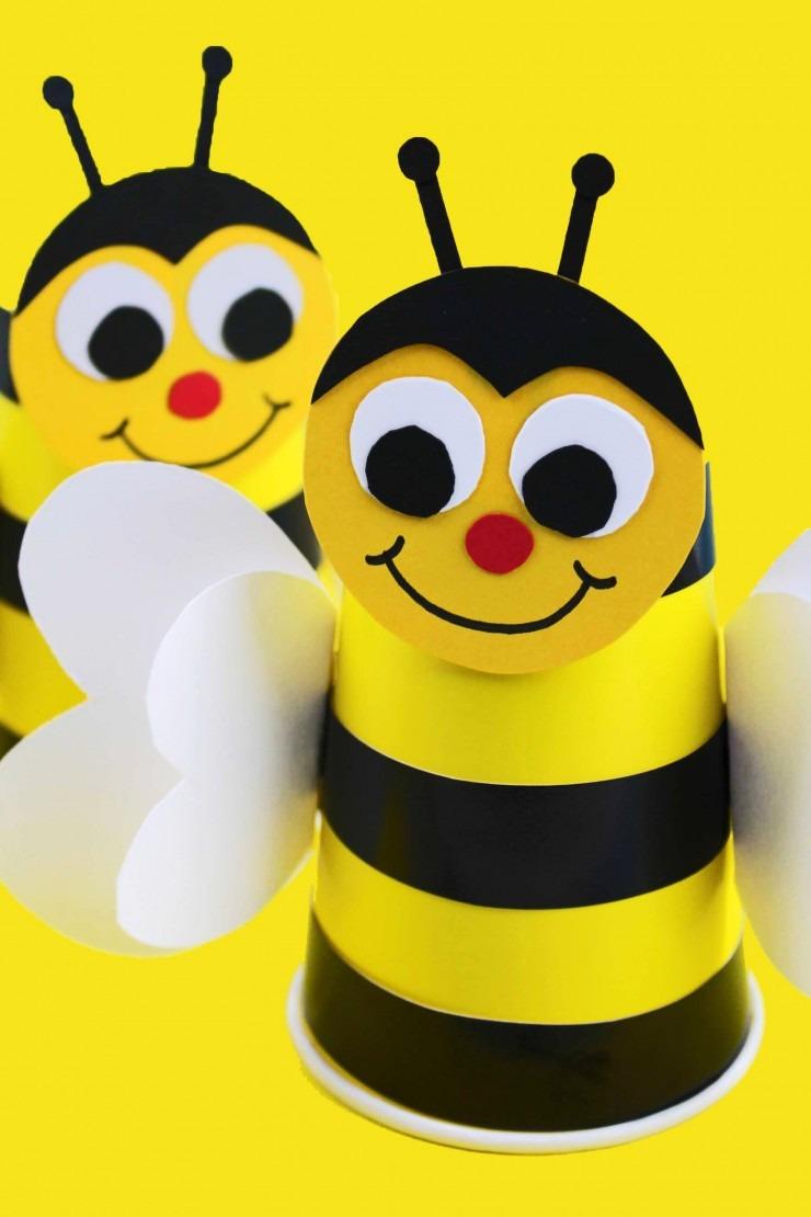 手工小蜜蜂