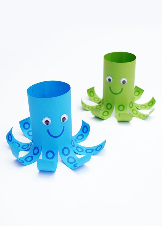手工小章鱼