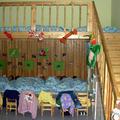 幼儿园睡眠室布置11